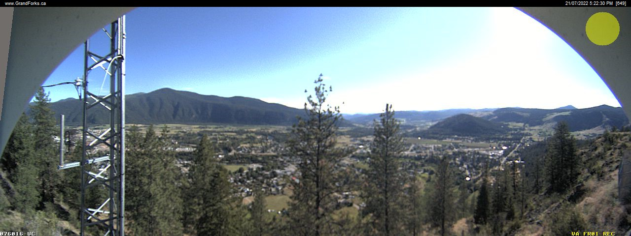 Observation Mountain Webcam Screenshot