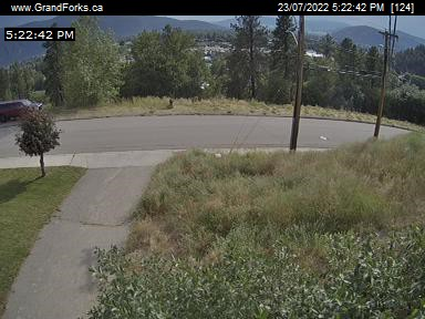 Valley Heights Drive Webcam Screenshot