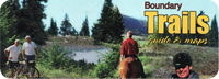 Boundary Trails Guides & Maps