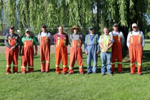 Grand Forks Grand Forks Roads and Grounds Crew 2015