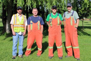 Grand Forks Water and Sewer Crew