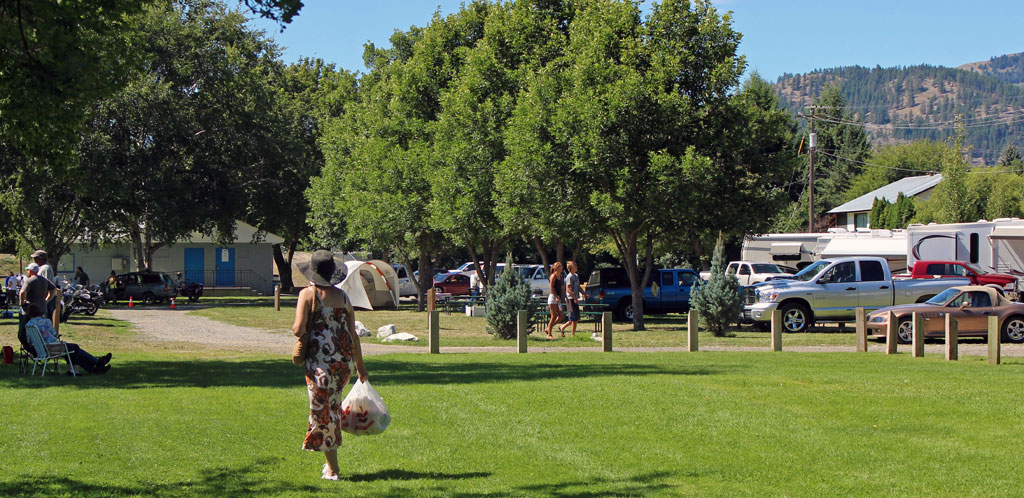 City of Grand Forks Campground