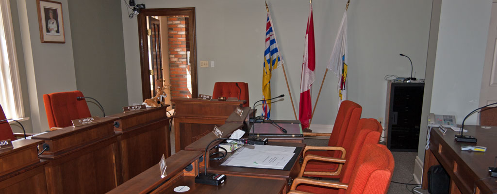 Council Meeting Chambers