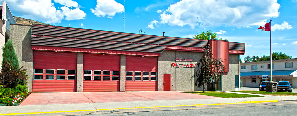 Grand Forks Fire Department