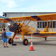 Fly In Event Plane